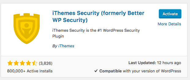 best security plugin wordpress
