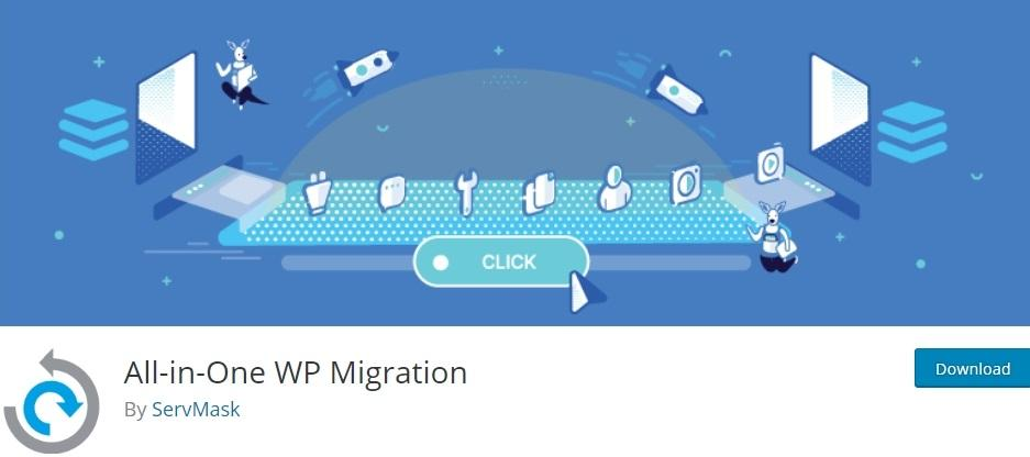 migrate wordpress website new hosting