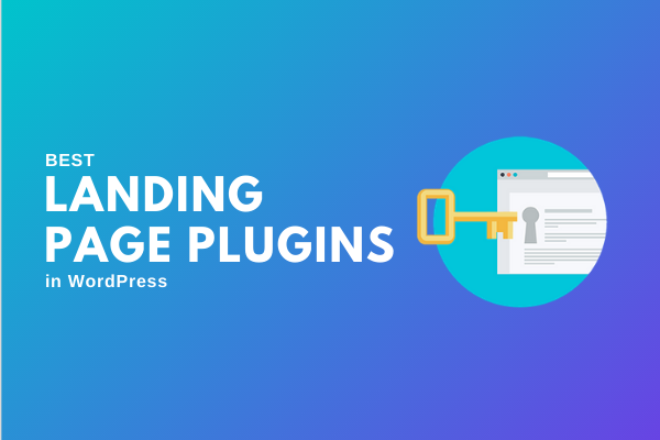 Best Landing page plugins in WordPress
