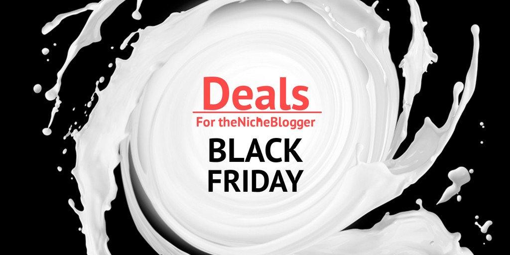 black friday bloggers deals
