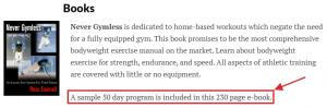 e books example