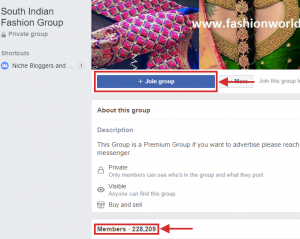 South Indian Fashion Group