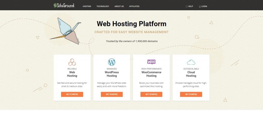 SiteGround Shared Hosting Review