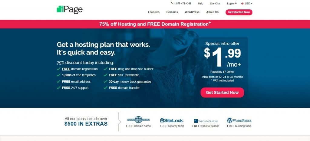 iPage Shared Hosting Review